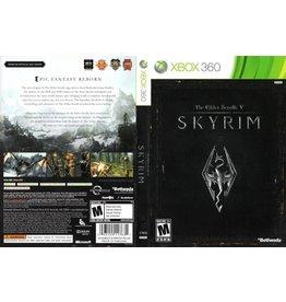 Microsoft Xbox 360 Elder Scrolls V: Skyrim