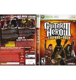 Xbox 360 Guitar Hero III Legends of Rock