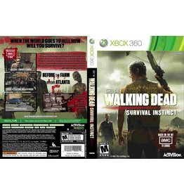 Microsoft Xbox 360 Walking Dead: Survival Instinct