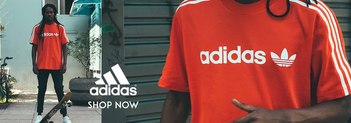 Adidas at Sam Tabak