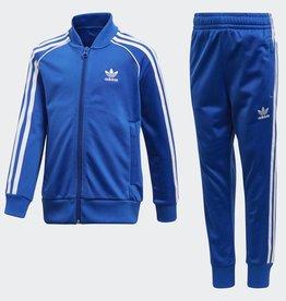 Adidas Adidas Kids Trefoil SST Track Suit (CD8442)