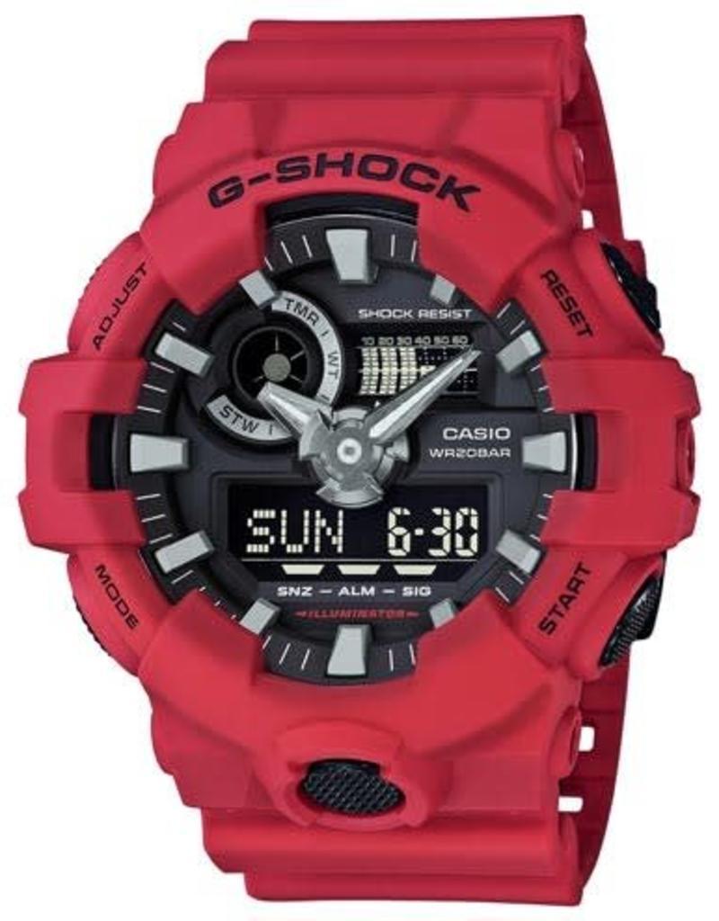 g-shock G-Shock GA700-4A