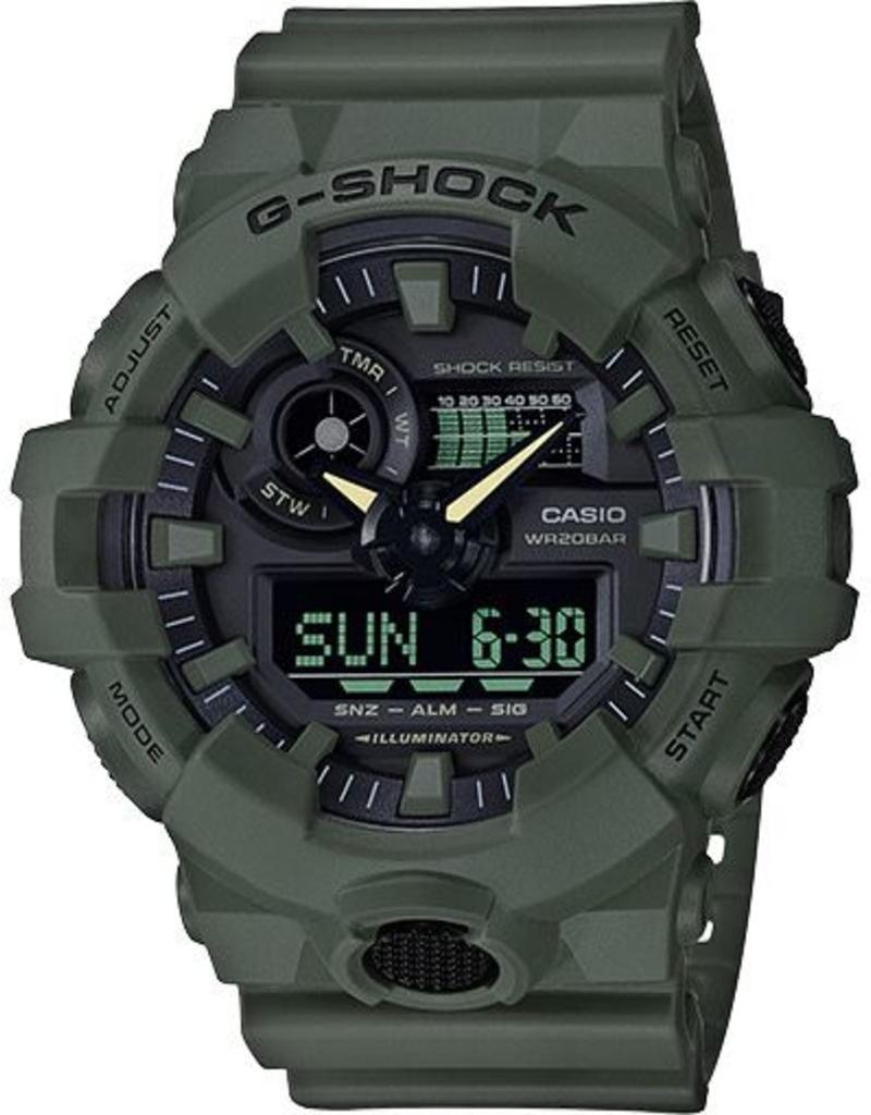 g-shock G Shock GA700UC-3A