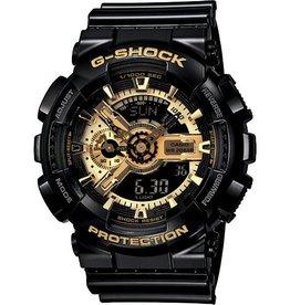g-shock G Shock GS XL ANADIGI RESIN GA110GB-1A