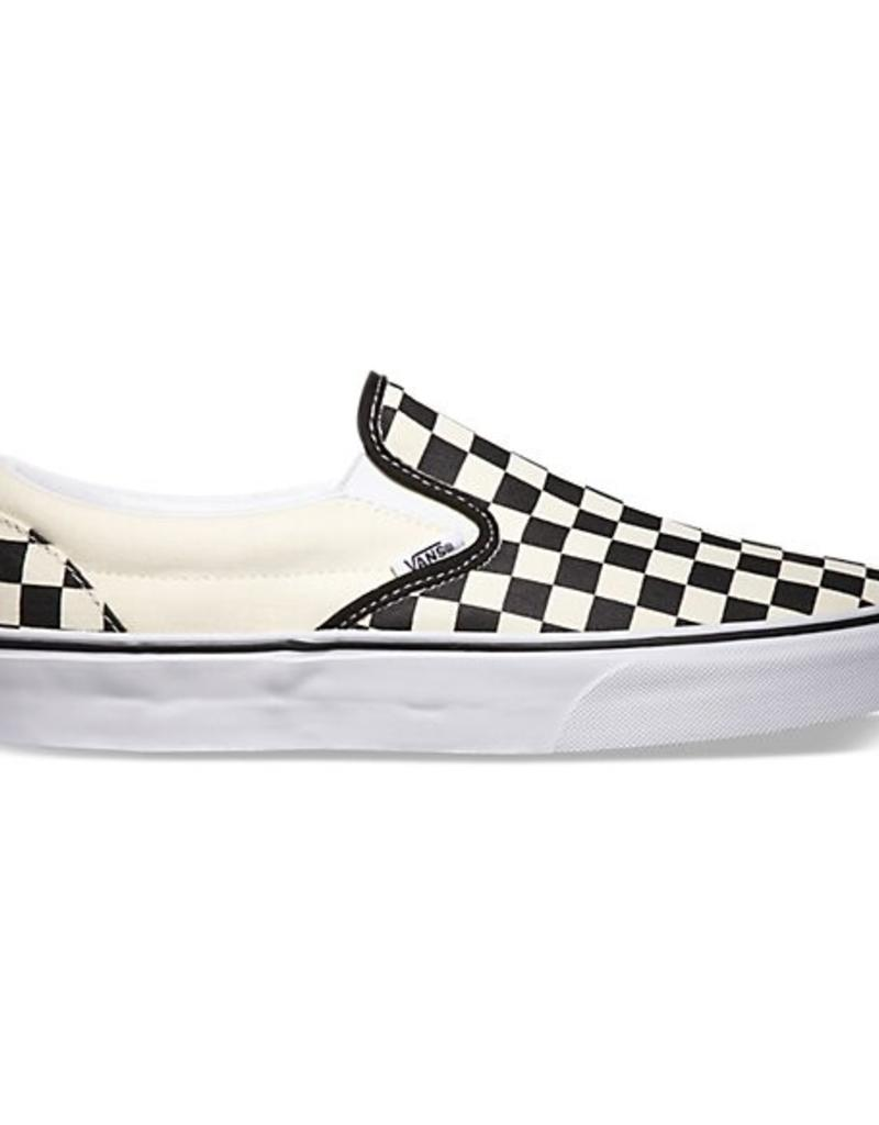 Vans ANS Classic Slip-On Checkerboard (VN000EYEBWW)