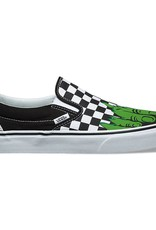 Vans VANS Classic Slip On MARVEL Hulk/Checkerboard (VN0A38F7U44)