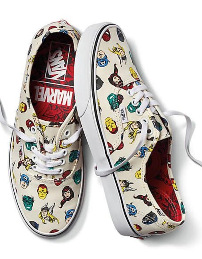 Vans VANS Classic Slip On MARVEL Marvel Heads (VN0A38EMRNU)