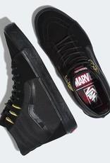 Vans VANS Classic Slip On MARVEL Black-Panther  (VN0A38GEUBH)