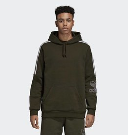 Adidas Adidas Men's Outline Hoodie (DH5780)