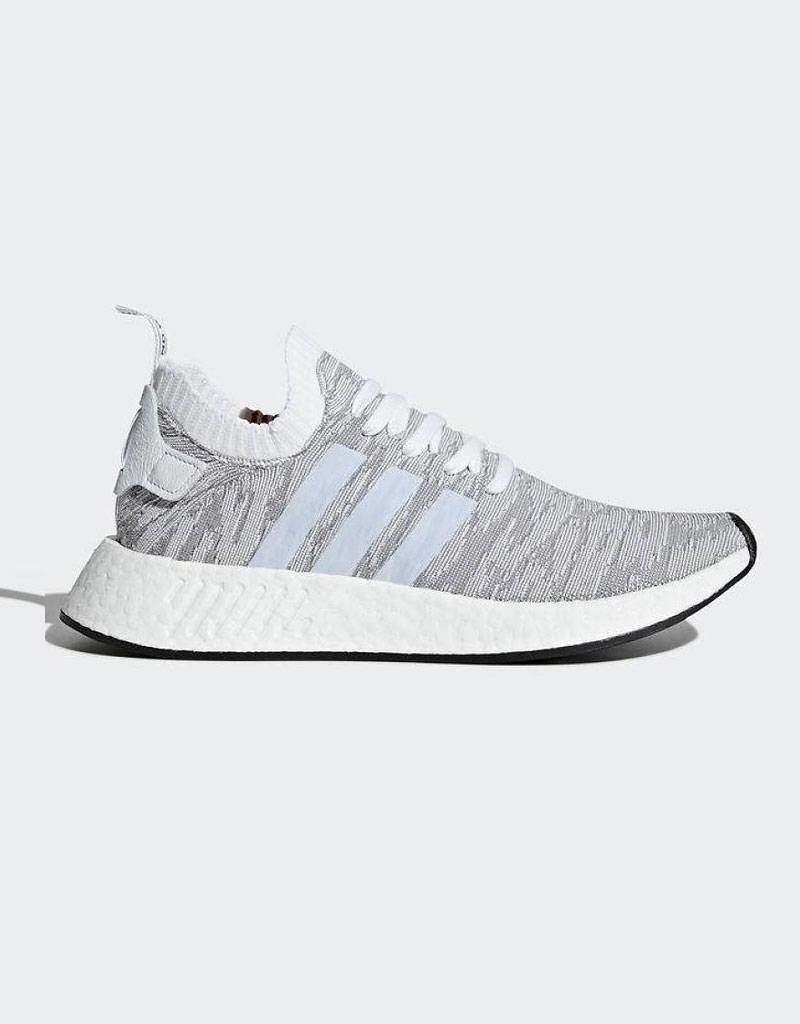 Adidas adidas Mens NMD R2 Primeknit Textile Trainers (BY9410)
