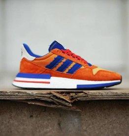 "Adidas Dragon Ball Z x Adidas ""Goku"" ZX 500 Restomod (D97046) AA8190"