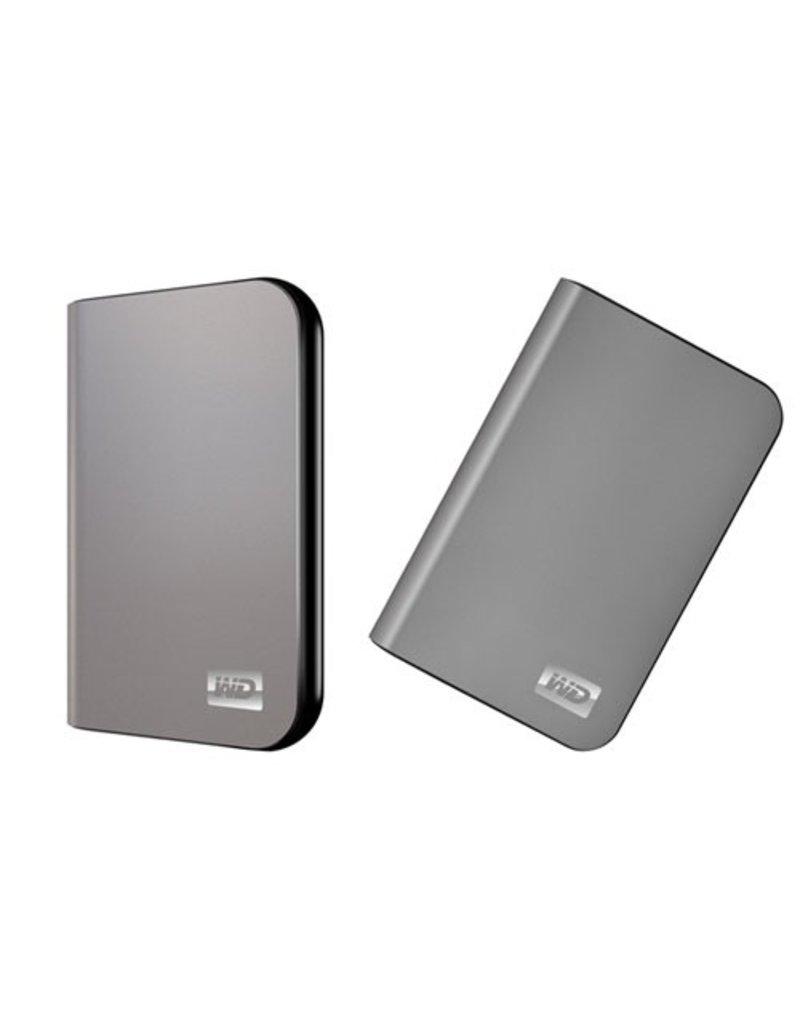 Western Digital Western Digital My Passport Essential 500 GB External Hard Drive Cool Silver