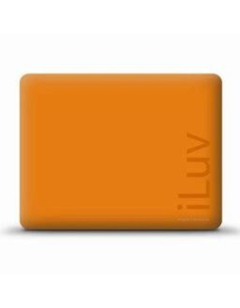 iLuv Silicone Case for iPad - Orange