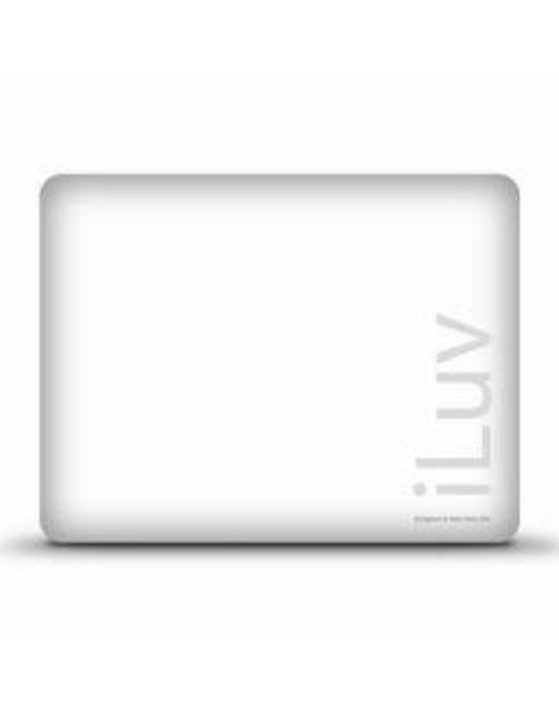 iLuv Silicone Case for iPad - White