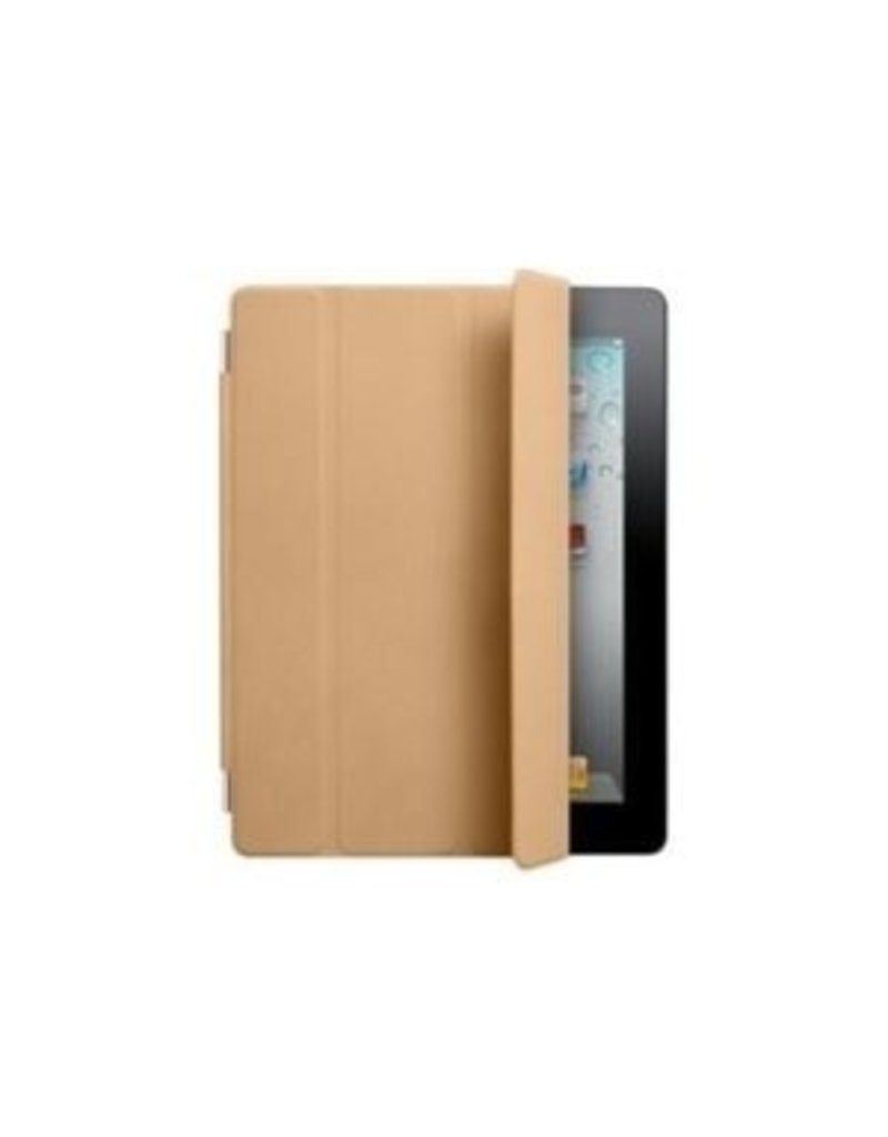 Apple Apple iPad 2 Smart Cover - Leather - Tan MD302LL/A