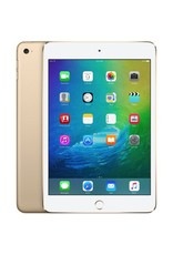 Apple Apple iPad mini 4 Wi-Fi + Cellular 16GB - Gold (Apple SIM) MK882LL/A