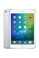 Apple Apple iPad mini 4 Wi-Fi + Cellular 64GB - Silver (Apple SIM) MK8A2LL/A