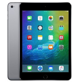 Apple Apple iPad mini 4 Wi-Fi + Cellular 128GB - Space Gray (Apple SIM) MK8D2LL/A