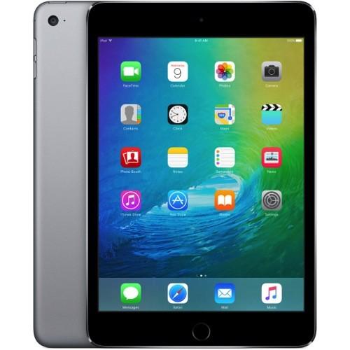 Apple Apple iPad mini 4 Wi-Fi + Cellular 128GB - Space Gray (Apple SIM)