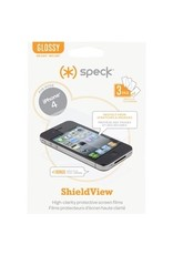 Speck Products Speck Products ShieldView Screen Protector 4/4s iPhone