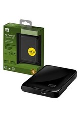Western Digital 750GB Western Digital External Drive Black