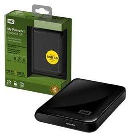 Western Digital 750GB Western Digital External Drive Black