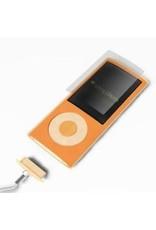 Simplism Silicone Case for iPod Nano (5th)- Orange