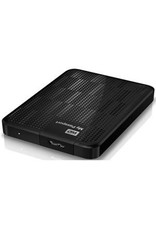 Western Digital Western Digital My Passport WDBKXH5000ABK 500 GB External Hard Drive - Retail - Black
