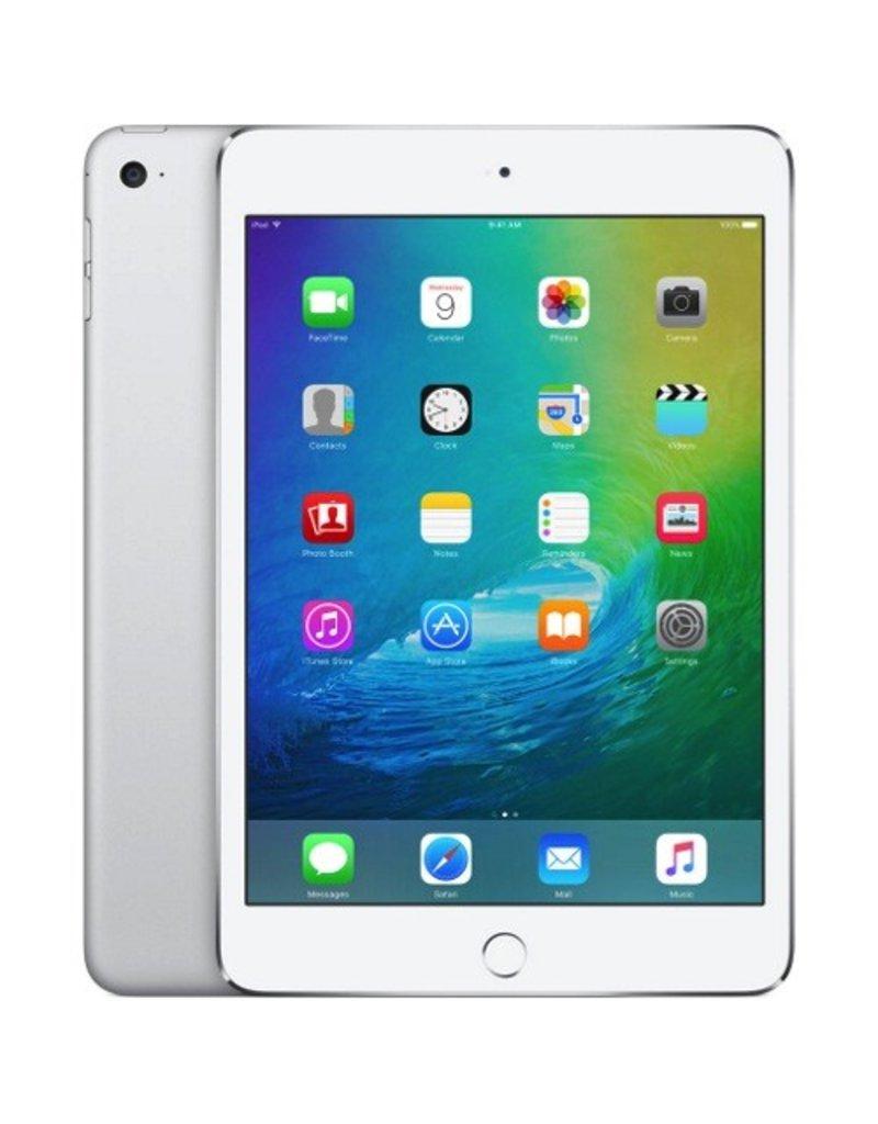 Apple Apple iPad mini 4 Wi-Fi 64GB - Silver MK9H2LL/A
