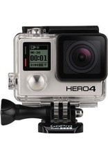 GoPro GoPro HERO4 CHDHX-401 Digital Camcorder - Full HD - Black