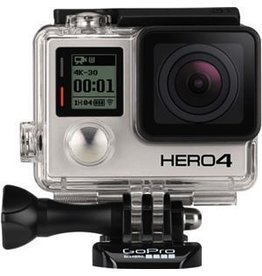 GoPro GoPro HERO4 CHDHX-401 Digital Camcorder - Full HD - Black