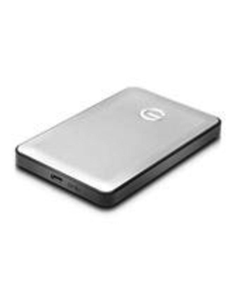 """HGST G-DRIVE mobile USB-C GDMUCN10001BDB 1000 GB 2.5"""" External Hard Drive"""
