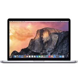 "Apple MacBook Pro 15"" Retina Display: 2.2GHz Quad-core Intel Core i7, 16GB RAM, 256GB Flash Storage - 2015"