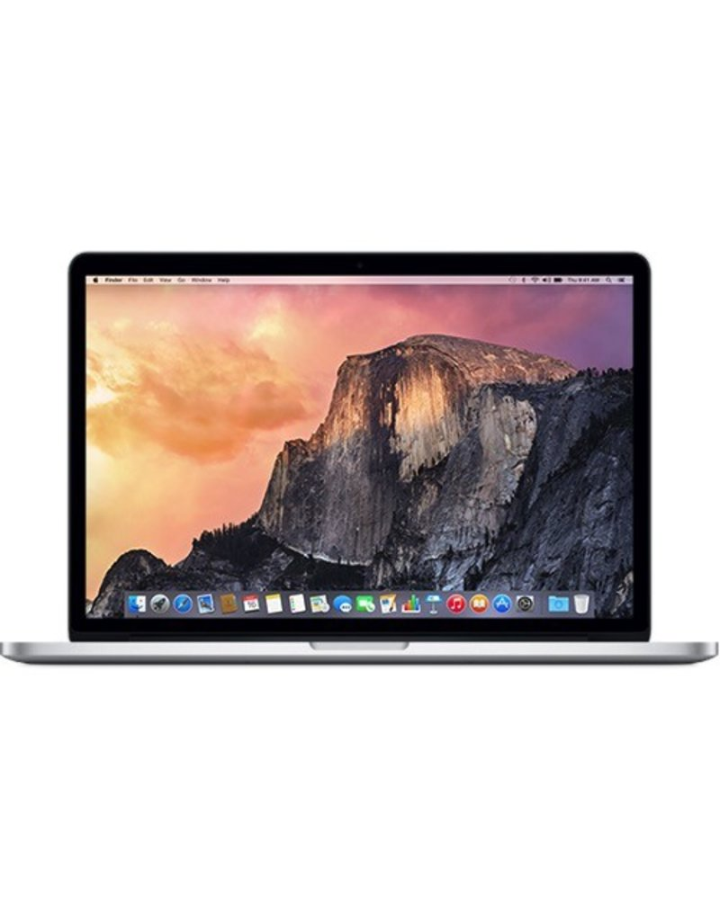 Apple Apple MacBook Pro 15-inch with Retina Display: 2.2GHz Quad-core Intel Core i7