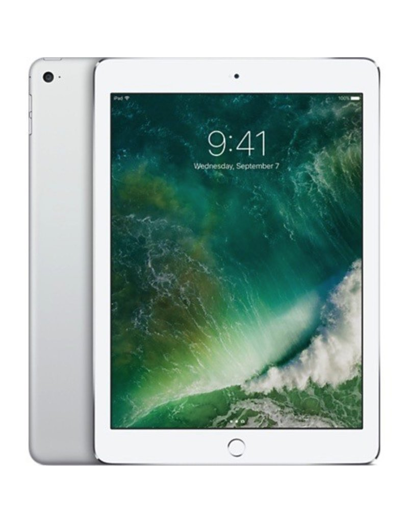 Apple iPad Wi-Fi + Cellular for Apple SIM 128GB - Silver