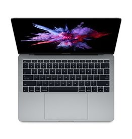 Apple 13-inch MacBook Pro: 2.3GHz dual-core i5, 8GB RAM, 128GB - Space Gray
