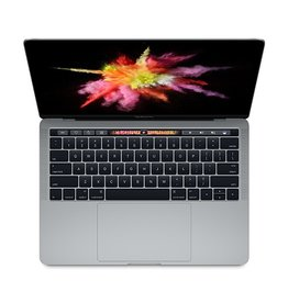 Apple 13-inch MacBook Pro with Touch Bar: 3.1GHz dual-core i5, 256GB - Space Gray