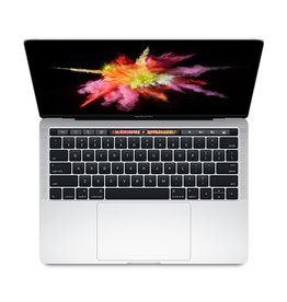Apple 13-inch MacBook Pro with Touch Bar: 3.1GHz dual-core i5, 8GB RAM, 256GB - Silver