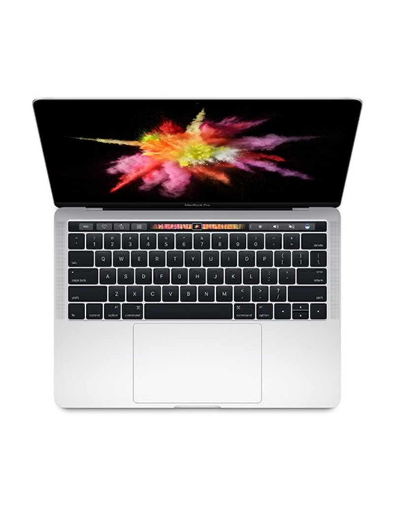 13-inch MacBook Pro with Touch Bar: 3.1GHz dual-core i5, 512GB - Silver