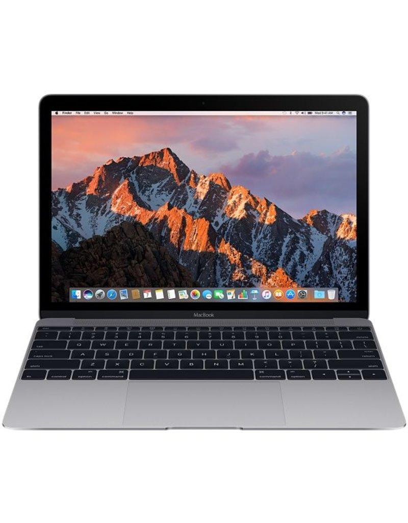 Apple Macbook 12-inch: 1.3GHz dual-core Intel Core i5, 512GB - Space Gray