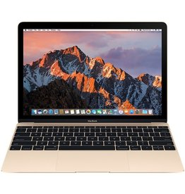 Apple 12-inch MacBook: 1.2GHz dual-core Intel Core m3, 256GB - Gold