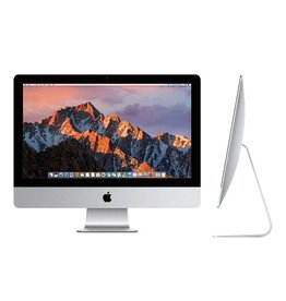 Apple 21.5-inch iMac: 2.3GHz dual-core Intel Core i5 8GB 1TB hard drive Intel Iris Plus Graphics 640 Two Thunderbolt 3 ports