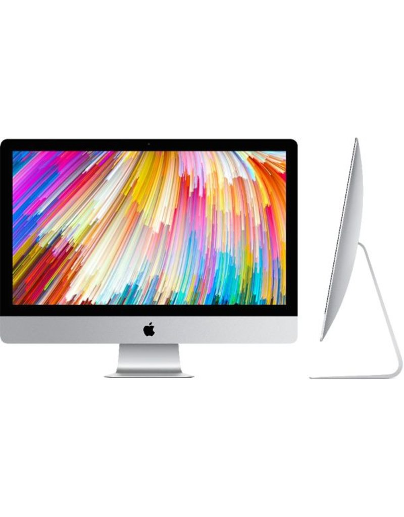 Apple 27-inch iMac with Retina 5K display: 3.4GHz quad-core Intel Core i5