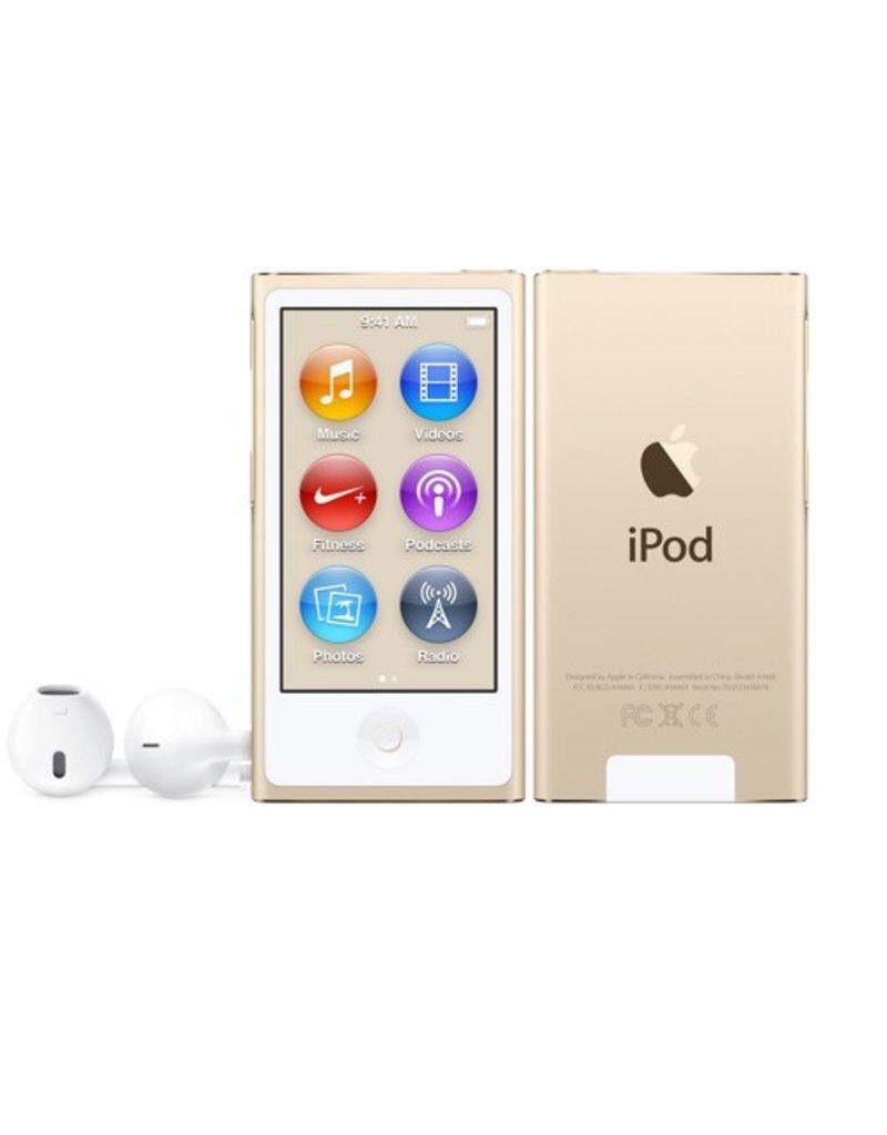 Apple iPod nano 16GB Gold - MKMX2LL/A