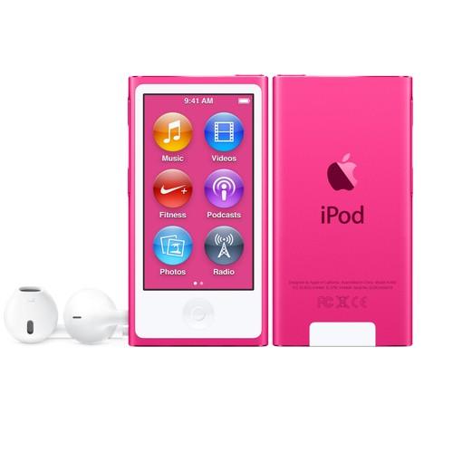 Apple iPod nano 16GB Pink - MKMV2LL/A