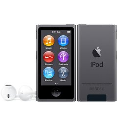 Apple iPod nano 16GB Space Gray - MKN52LL/A