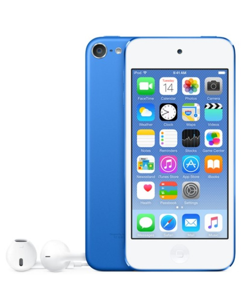 Apple iPod touch 32GB Blue - MKHV2LL/A