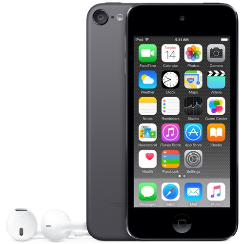 Apple iPod touch 64GB Space Gray - MKHL2LL/A