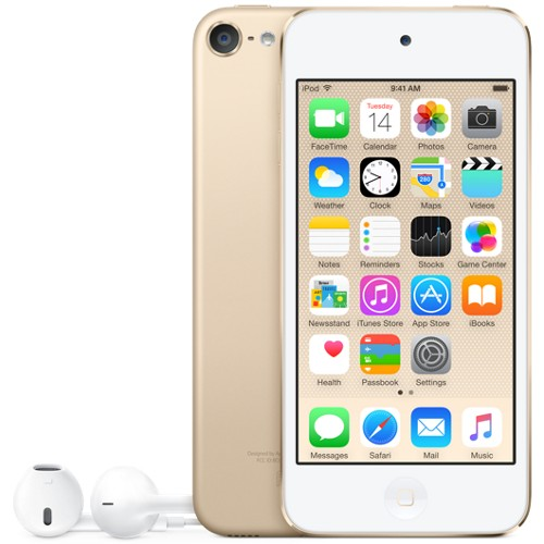 Apple iPod touch 64GB Gold - MKHC2LL/A