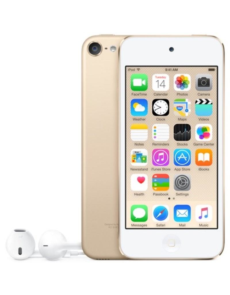 Apple iPod touch 16GB Gold - MKH02LL/A